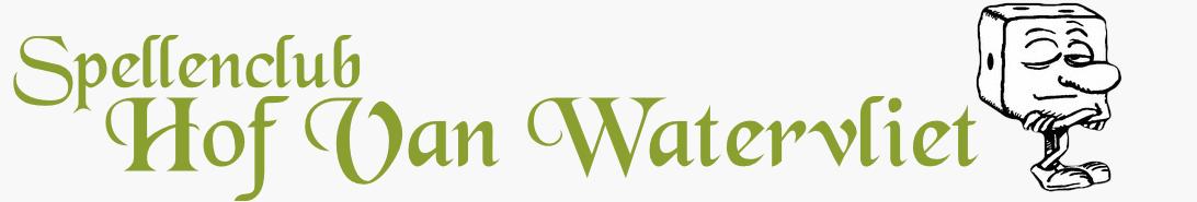 Spellenclub Hof Van Watervliet